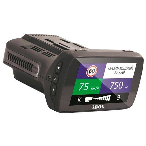 Видеорегистратор с радар-детектором iBOX Combo F5+ (PLUS) черныйВидеорегистраторы<br>
