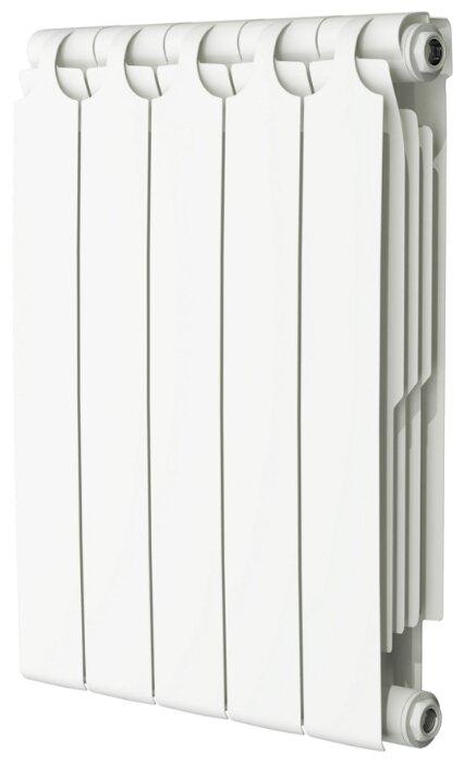 Радиатор секционный биметаллический Теплоприбор BR1-500