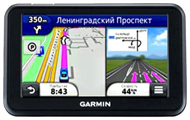 Навигатор автомобильный Garmin NUVI 140 LMT Russian