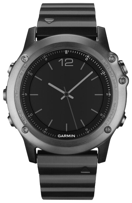 Garmin Fenix 3 Sapphire (metal) HRM