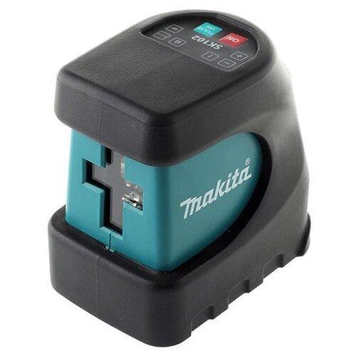 Лазерный уровень самовыравнивающийся Makita SK102Z уровень лазерный makita sk102z линейный крест линия 15 30м ±0 3мм м