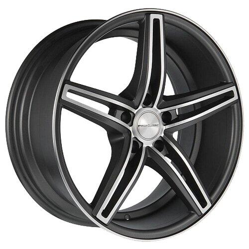 Фото - Колесный диск Racing Wheels H-583 8.5x19/5x120 D72.6 ET35 DMGM F/P колесный диск racing wheels h 412 6 5x15 5x105 d56 6 et35 ddn f p