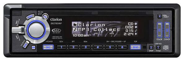 Автомагнитола Clarion DXZ765MP