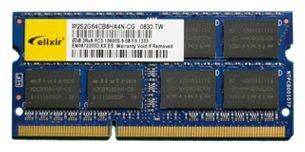 Оперативная память Elixir DDR3 1066 SO-DIMM 1Gb