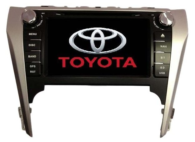 Best Electronics Toyota Camry (2012+)