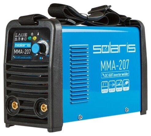 Сварочный аппарат Solaris MMA-207