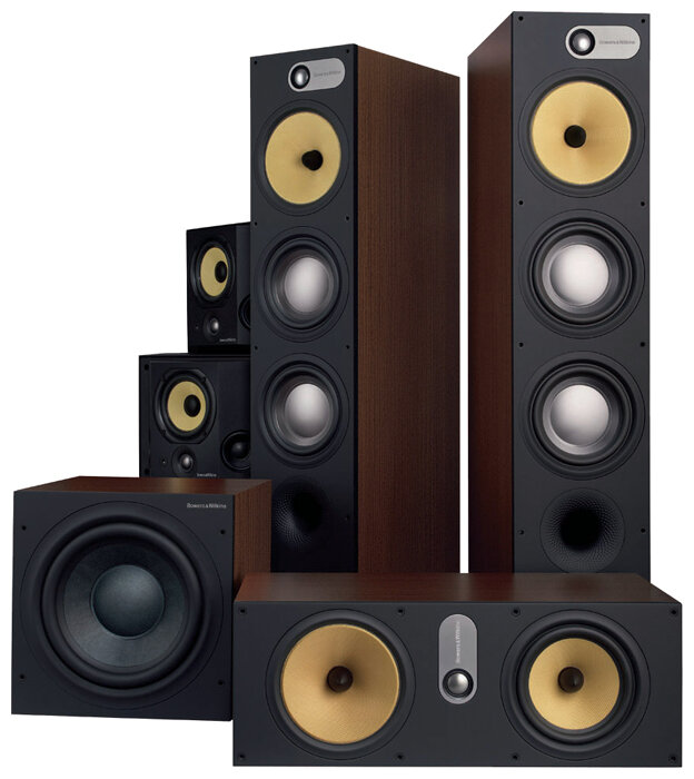Bowers & Wilkins 683 Theatre