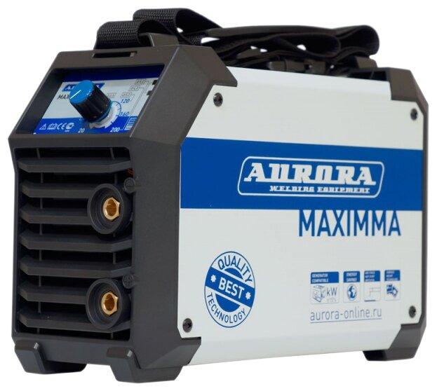 Сварочный аппарат Aurora MAXIMMA 2000