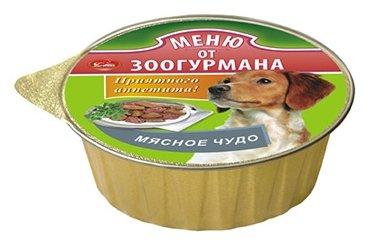 Корм для собак Зоогурман Мясное чудо