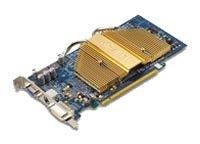 GIGABYTE Видеокарта GIGABYTE Radeon X800 XL 400Mhz PCI-E 256Mb 1000Mhz 256 bit DVI VIVO YPrPb