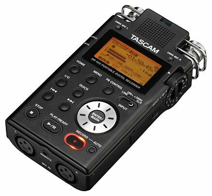 Tascam Портативный рекордер Tascam DR-100