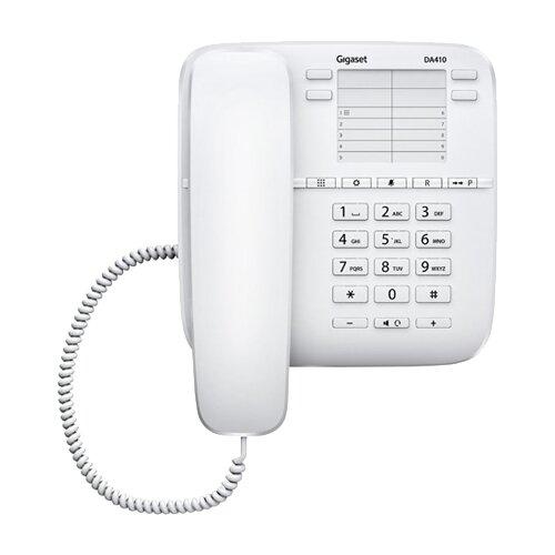Купить Телефон Gigaset DA410 белый