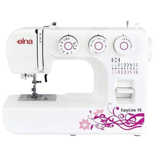 Швейная машина Elna EasyLine 16 швейная машина elna excellence 680