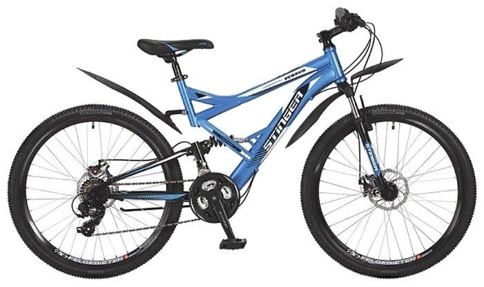 Горный (MTB) велосипед Stinger Versus D 26 (2017)