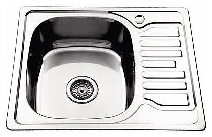 Врезная кухонная мойка Ledeme L95848-L