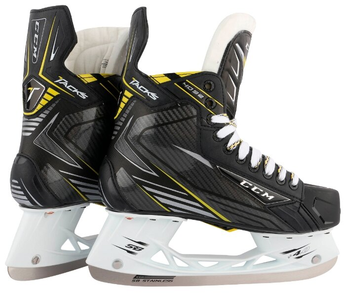 Коньки хоккейные CCM Tacks 4092 SR взрослые(10,5)