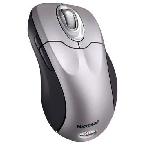 Мышь Microsoft Wireless IntelliMouse Explorer Silver USB+PS/2