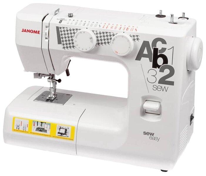 Janome Швейная машина Janome Sew Easy