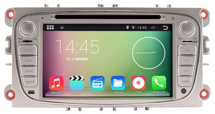 Smarty Ford MONDEO 2007-2013 Android