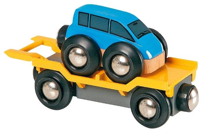 Brio Грузовой вагон, 33577