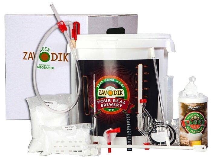 Мини-пивоварня Beer Zavodik Standart 2014