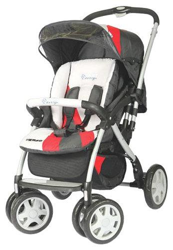 Прогулочная коляска Baby Design Verso