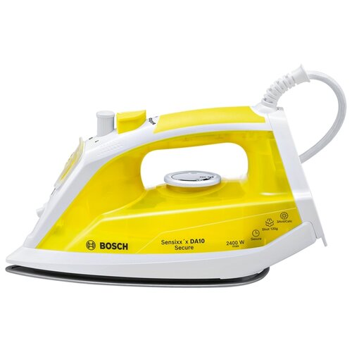 Фото - Утюг Bosch TDA 1024140 желтый/белый утюг bosch tda 502412e
