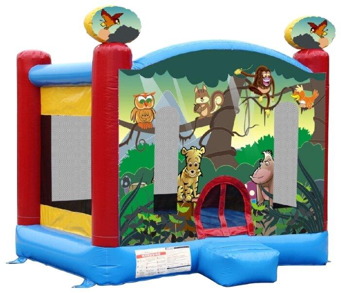 Надувной комплекс Happy Hop PRO 1022