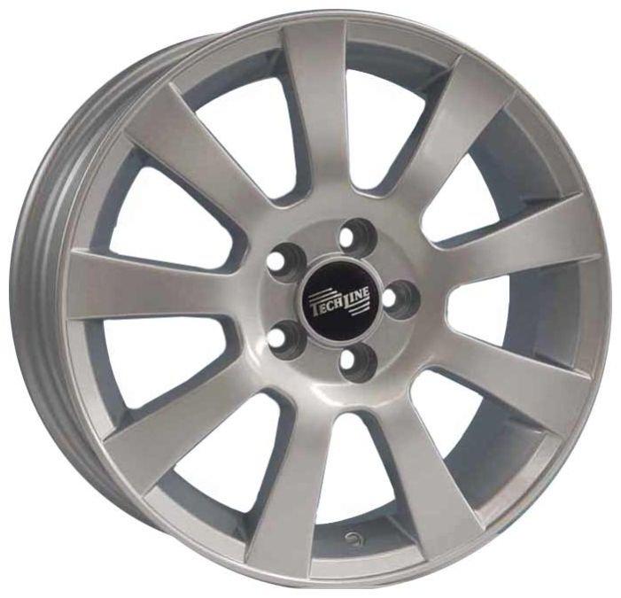 Колесный диск Tech-Line 607 6.5x16/5x114.3 D60.1 ET45 S