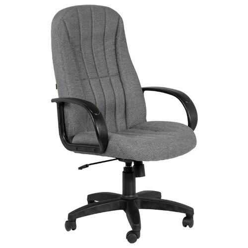 Компьютерное кресло Chairman 685 для руководителя, обивка: текстиль, цвет: 20-23 серый chairman 685 mebelvia