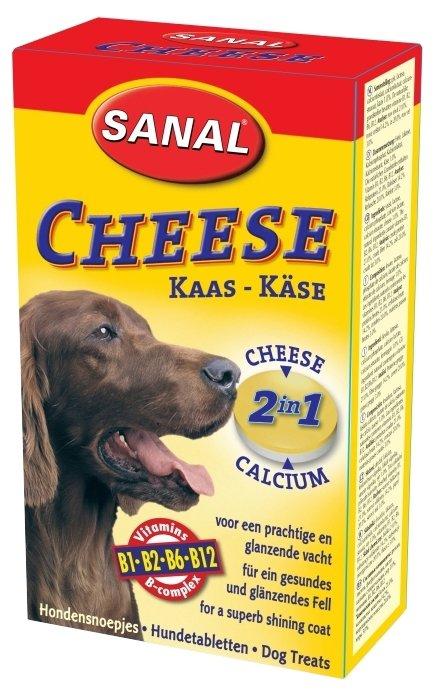Лакомство для собак Sanal Cheese