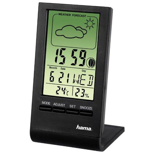 Метеостанция HAMA TH-100 (075297), черный