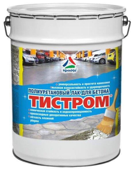 Лак КрасКо Тистром (5 кг)