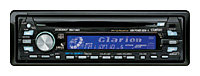 Автомагнитола Clarion DXZ635MP