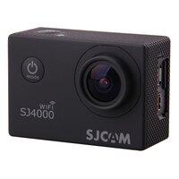 Экшн-камера SJCAM SJ4000 WiFi (серебристый)