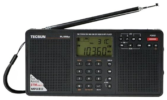 Tecsun PL-398MP