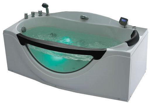 Отдельно стоящая ванна Gemy G9072 B