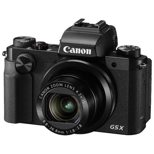 Фото - Фотоаппарат Canon PowerShot G5 X черный фотоаппарат