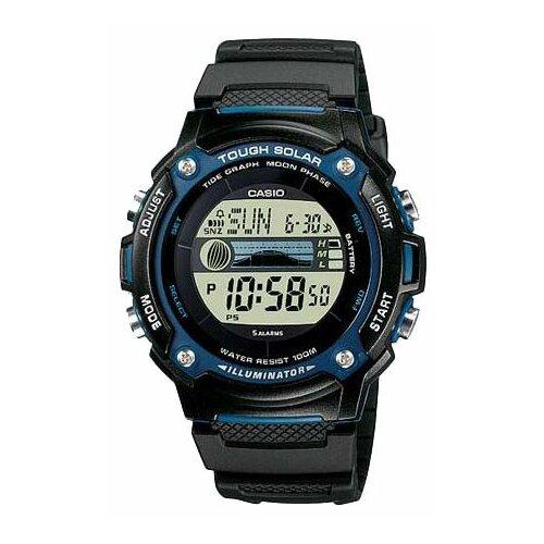 Наручные часы CASIO W-S210H-1A casio w 753d 1a