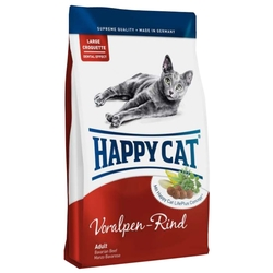 Корм для кошек Happy Cat Supreme Voralpen Rind