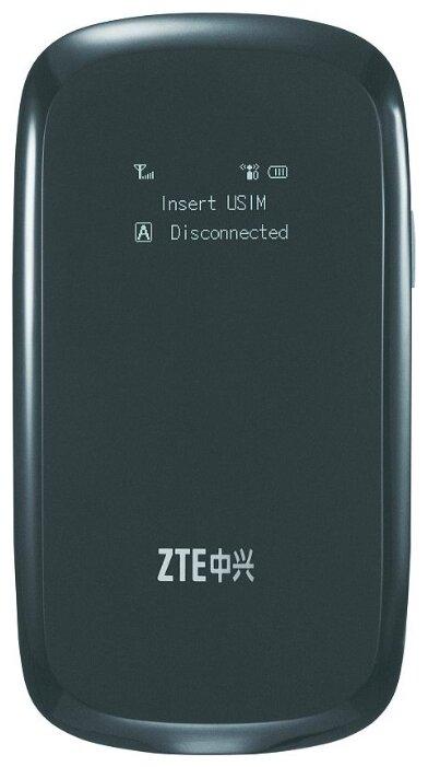 Wi-Fi роутер ZTE MF60