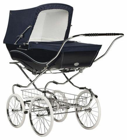 Коляска для новорожденных Silver Cross Kensington
