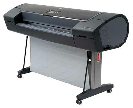 Принтер HP DesignJet Z2100 44-in