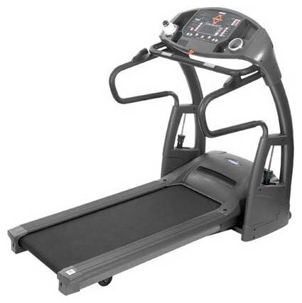 Электрическая беговая дорожка Smooth Fitness 8.25E