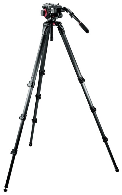 Manfrotto Штатив Manfrotto 536K/504HD
