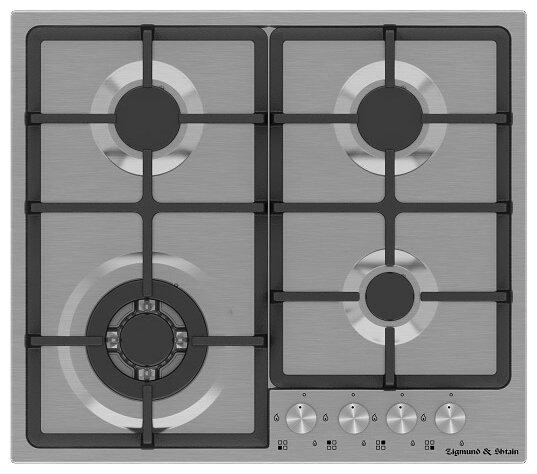 Zigmund & Shtain Варочная панель Zigmund & Shtain GN 88.61 S