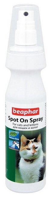 Beaphar Spot On Spray для кошек и котят 150 мл
