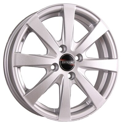 Колесный диск Tech-Line 634 6x16/4x100 D67.1 ET37 S
