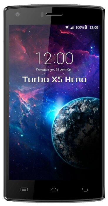 TurboPad Смартфон Turbo X5 Hero