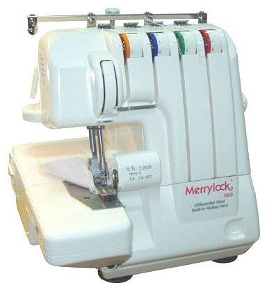 Оверлок Merrylock 005 / 848DS